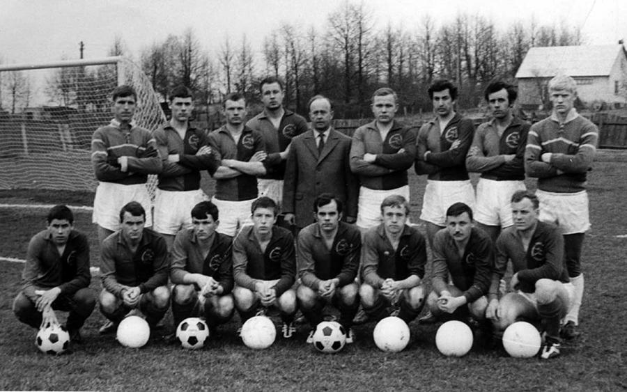 Futbolo legendos: Algio Civinsko jubiliejus