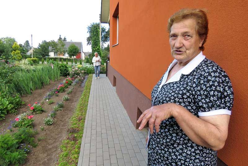 Idėjų aplinkai tvarkyti galima pasisemti iš kybartiečių sodybų