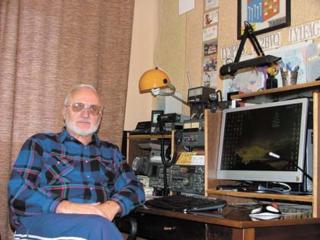 Kybartietis Edmundas Gudžiūnas radijo bangų pasaulyje žinomas kaip LY3PDS