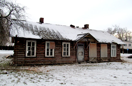 Planui griauti senąjį namą pritaria ne visi