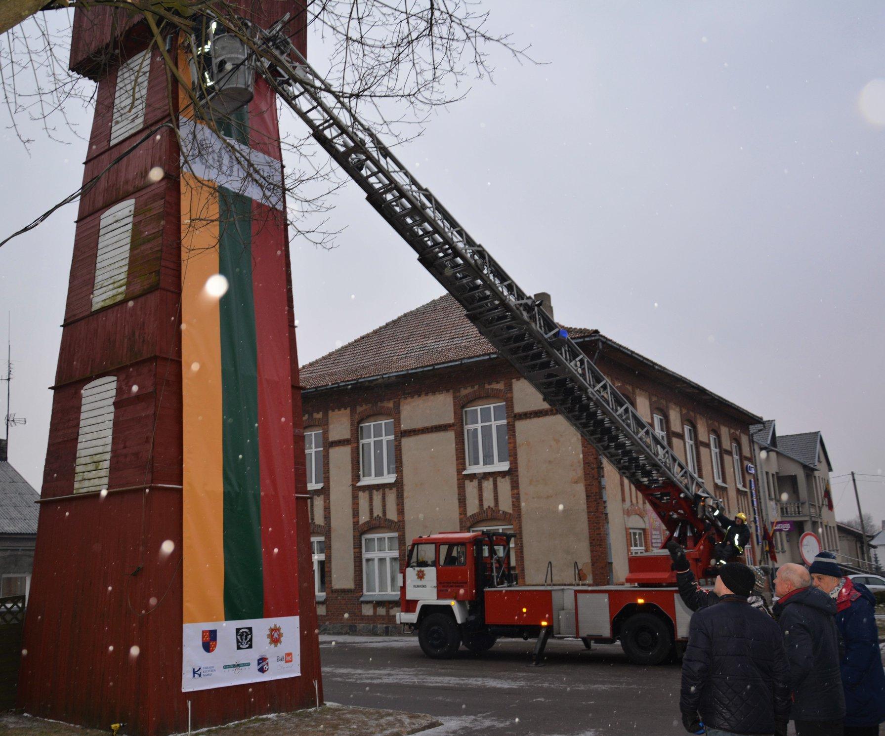 Švenčiame Lietuvos Valstybės atkūrimo šimtmetį