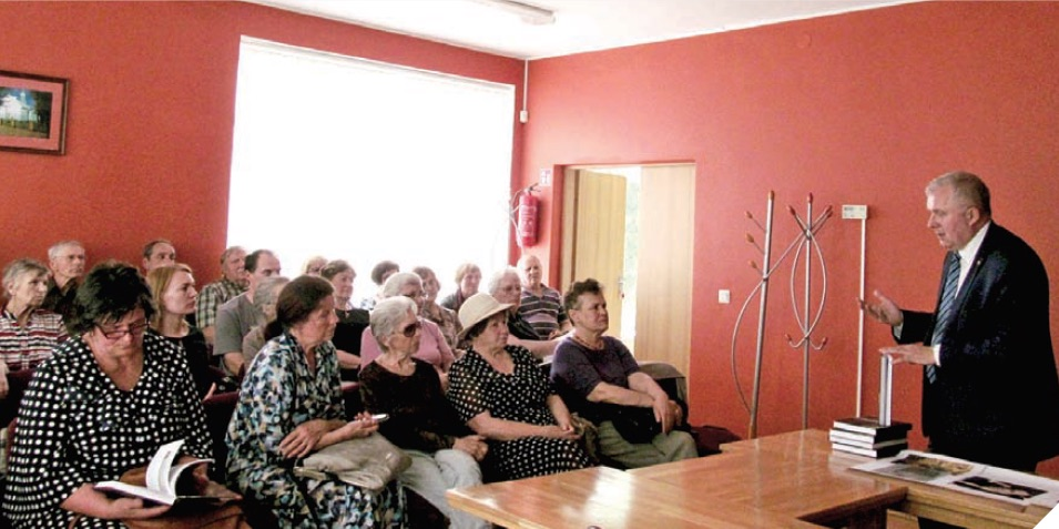 Prezidento A. Smetonos žvalgas aprašė įvykius Kybartuose