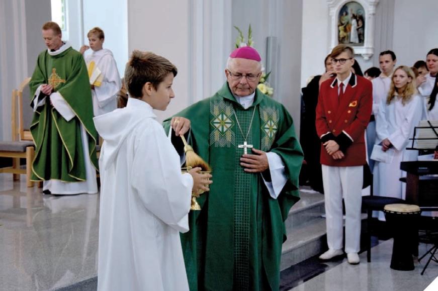 Bažnyčia atšventė 90 metų jubiliejų