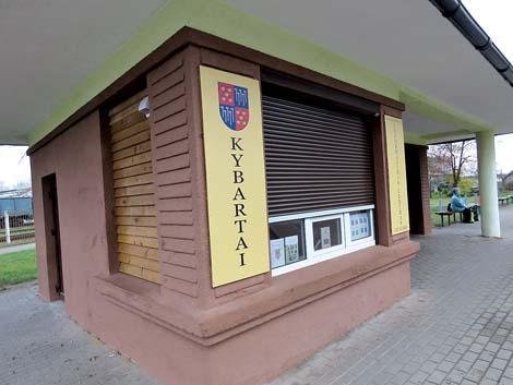 Informacinis centras Kybartuose veiks savanorystės pagrindais