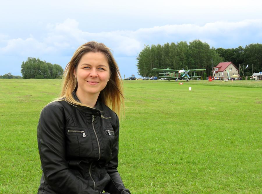 Lietuvos aeroklubui vadovauja kybartietė