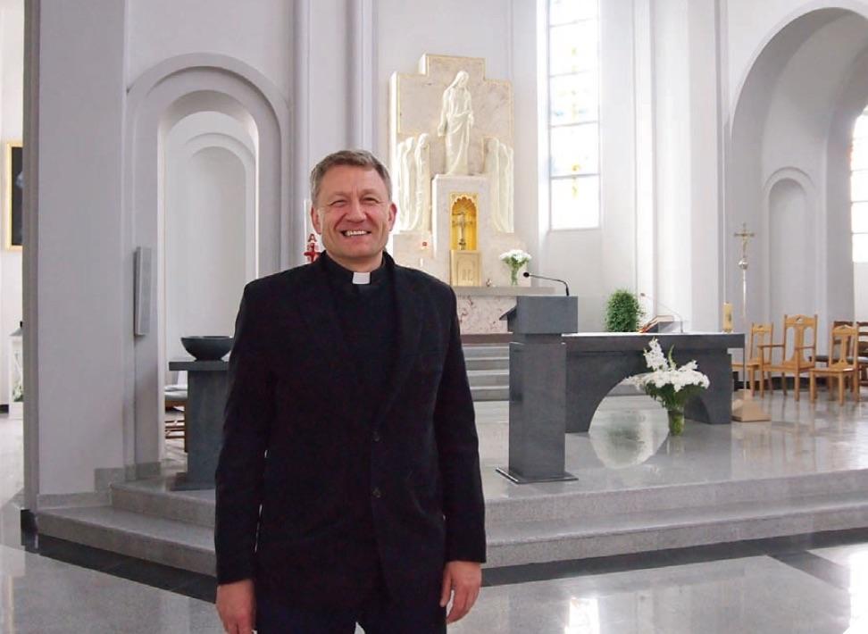 Kybartų bažnyčia pasiekė aukso amžių