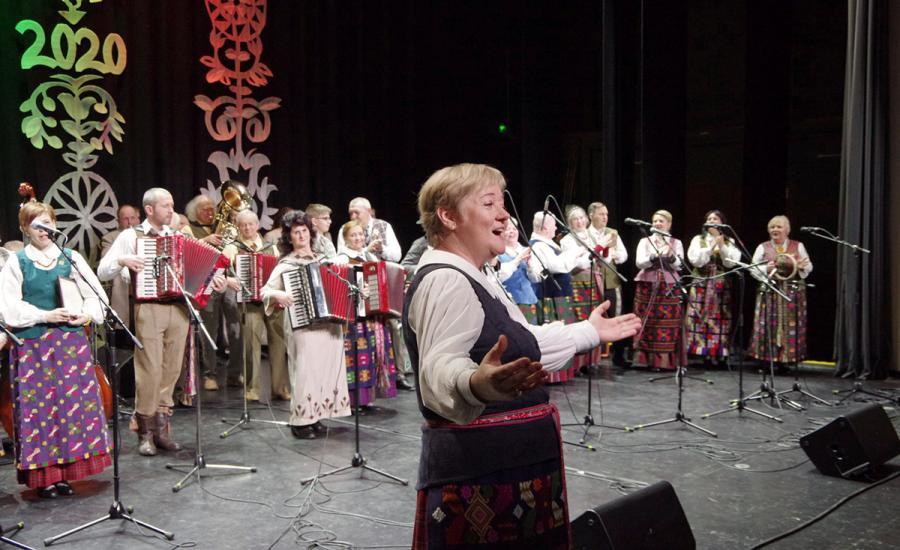 """Kapelos """"Žemyna"""" vadovė Rima Gliaubicienė: """"Mažiau kalbų, daugiau muzikos"""""""